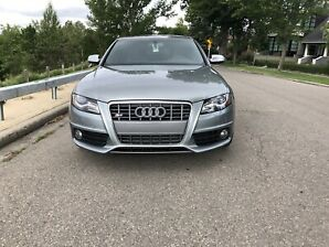2011 Audi S4 - 6 speed Manual - Premium