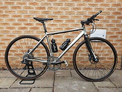 Boardman Team Hybrid Road Bike Size M Sram X7 Avid Hydraulic brakes