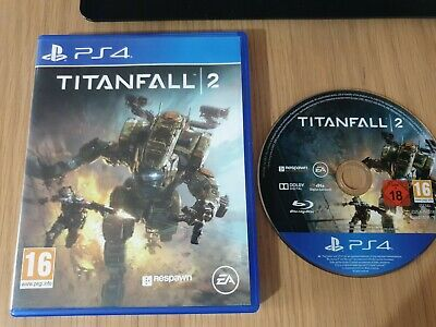 TITANFALL 2 PS4 Playstation 4 Game. VGC, PAL UK