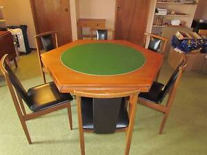 Poker / Pool / Dining Table Goulburn Goulburn City Preview