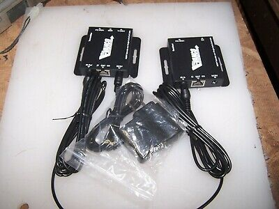 NEW VANCO HDMI EXTENDER OVERSINGLE Cat5e/Cat6 Cable HDMIEX50 for sale  Shipping to India