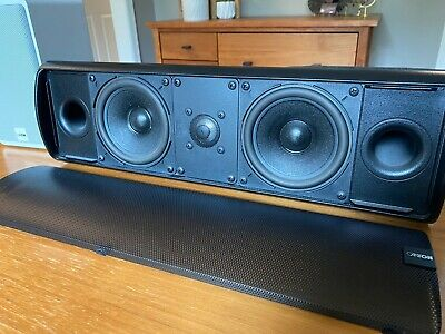 CANTON AV 700 - Center Channel Speaker, Home Theater 100w 4-8 OHMS, Hi-Fi