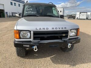 2002 Land Rover Discovery 2