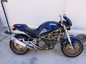 Ducati bike monster 750 Browns Plains Logan Area Preview