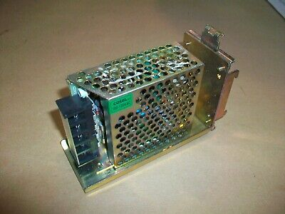 Cosel Power Supply R15u-5  5vdc 3 Amp  120vac