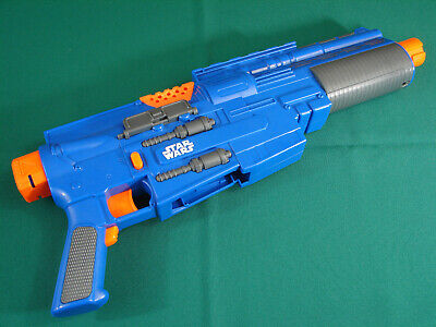 Nerf Star Wars Cassian Andor Blaster Eadu Deluxe Glowstrike Blaster ONLY (NEW)