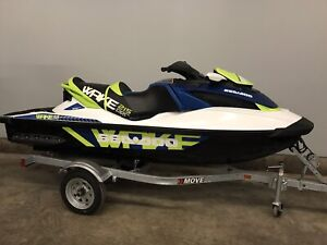 2016 Sea-Doo Wake Pro 215 - One Owner, Only 3 Hours!