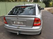 2001 Holden Astra Silver CD Hatchback Lake Macquarie Area Preview