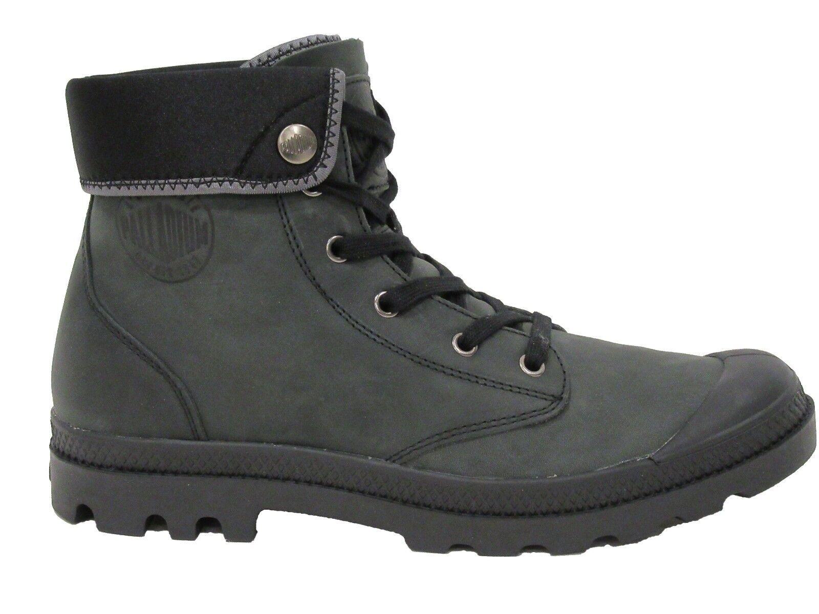Palladium Men's HI SOCK NEO H BOOTS BLACK