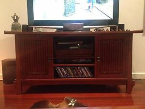 Bali Style TV Cabinet + Coffee Table Rapid Creek Darwin City Preview