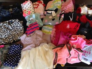 Girl clothing lot - size 12 - 18 month