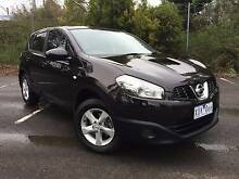 2010 Nissan Dualis ST Wagon Reg 15/7/16 & Rwc Bayswater Knox Area Preview