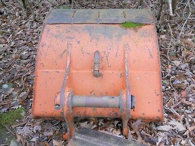 John Deere Hitachi Komatsu Caterpillar 32 Excavator Bucket 65mm 120 312 490