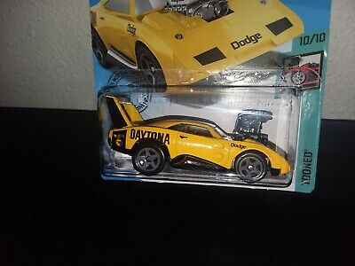HOT WHEELS 2020 TREASURE HUNT DODGE CHARGER DAYTONA , G CASE FAST FREE SHIP!