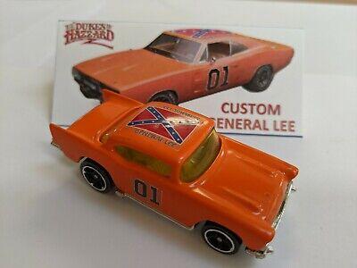 Hot Wheels Custom Dukes of Hazzard General Lee '57 Chevy (Silver Rims) 1957
