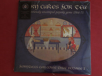 V/A Fairy Cakes For Tea 20 Psyche Gems Compiled by N. Salomon...