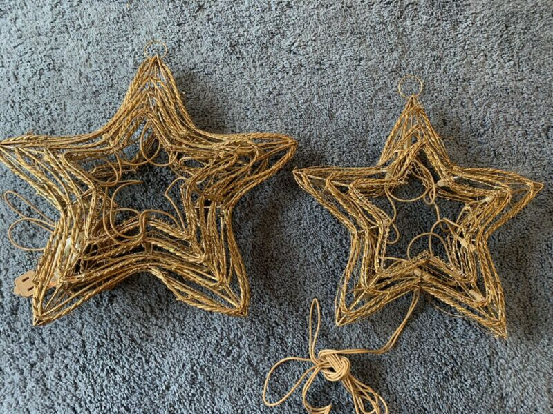 Primitive lighted stars