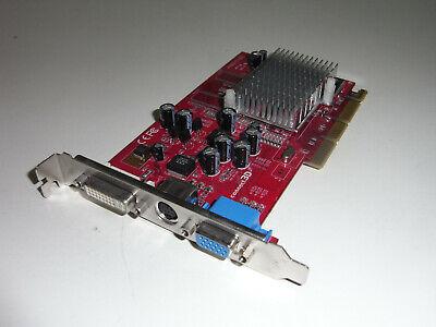 Connect 3D Radeon 9250 SE AGP Grafikkarte 128MB PC Computer Card VGA PN8915-891 Connect Computer Pc