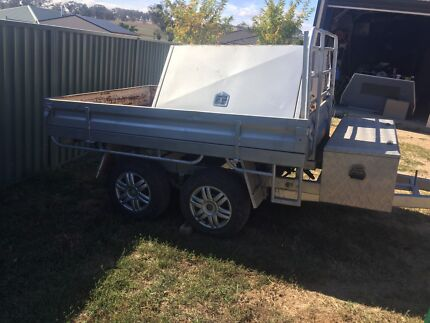 2x Ute toolboxes
