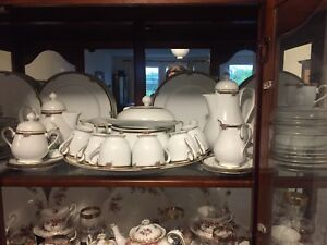 Noritake China  April  poem 52 Pc set