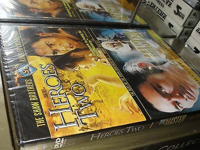 Shaw Brothers Kung-Fu Collection - Heroes Two / The Master (2-DVD) ENG DUB! NEW!