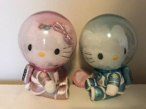 Hello Kitty & Dear Daniel Millennium space wedding set