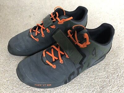Inov8 Fastlift 335 Men's CrossFit Lifters Size UK 10 - Weightlifting Shoes