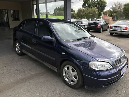 Holden Astra Automatic