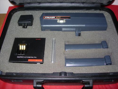 DELUXE STALKER ATS PROFESSIONAL SPORT RADAR GUN-LOOKS NEW!