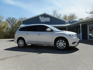 2014 Buick Enclave PREMIUM AWD ONLY 113KM!