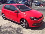 2013 Volkswagen Polo GTI 5 Door Hatch Seddon Maribyrnong Area Preview