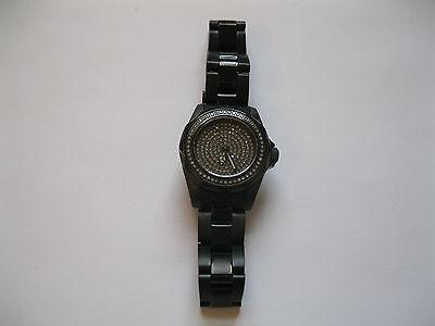 Invicta Ladies Diamond Women's Watch with Black Ceramic Band 2.2 ct.(4789)