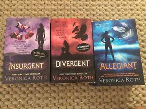 Divergent series - veronica roth