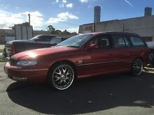 2000 Holden Commodore Wagon Fyshwick South Canberra Preview