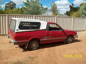 1993 Subaru Brumby Other Swan Hill Swan Hill Area Preview