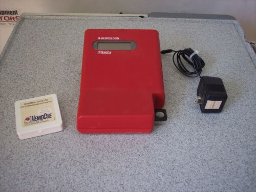 HemoCue B-Hemoglobin Photometer