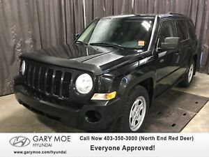 2010 Jeep Patriot North W/ SUNROOF!