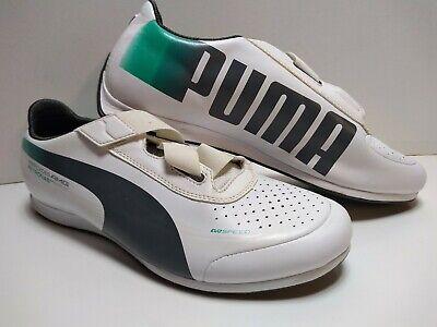 Puma mercedes amg petronas evo speed trainers uk 8.5  27.5 cm