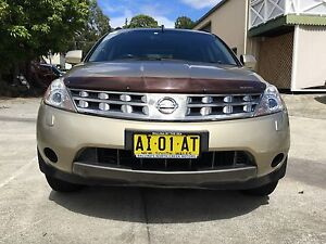 2005 Nissan Murano Wagon Robina Gold Coast South Preview