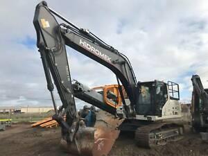Hidromek HMK220LC Excavator Hallam Casey Area Preview