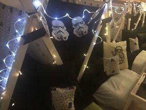 Star Wars Boys Sleepover Tents Oxenford Gold Coast North Preview