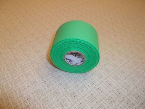 """BRIGHT GREEN MEDICAL TAPE   24 rolls   1.5""""x15yds.   * FIRST QUALITY *"""
