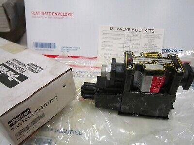 Parker Hydraulic Valve Model D1vw20bnycf5672xb042 12060 -11050 Vhz New F6