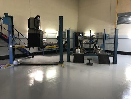 Mechanical Workshop for Lease