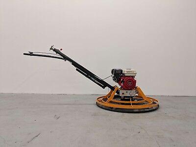 Hoc Hs100 Honda 36 Inch Power Trowel Float Blades Float Pan 3 Year Warranty