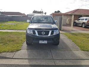 2011 Nissan Navara Ute - Mint Condition Skye Frankston Area Preview