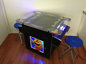 NEW ARCADE MACHINE TABLETOP  COCKTAIL JAMMA VIDEO GAME