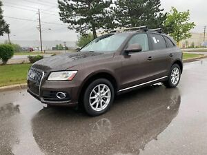 2013 Audi Q5 2.0 AWD NAVIGATION/REAR CAMERA