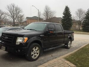 2010 Ford  F-150 FX4  LOW MILEAGE