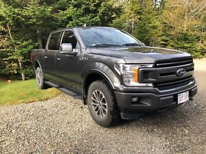 "F-150 XLT Sport - 4X4 SuperCrew with 5'-5"" box - 54000 kms"